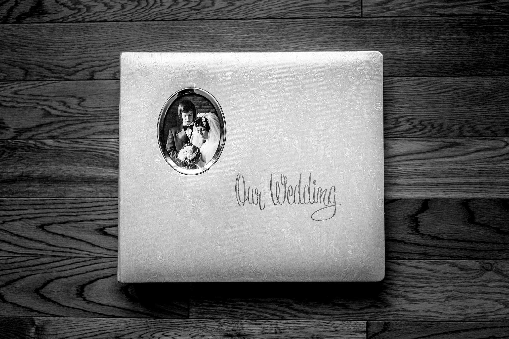 an old wedding album top wedding photographer sean leblanc
