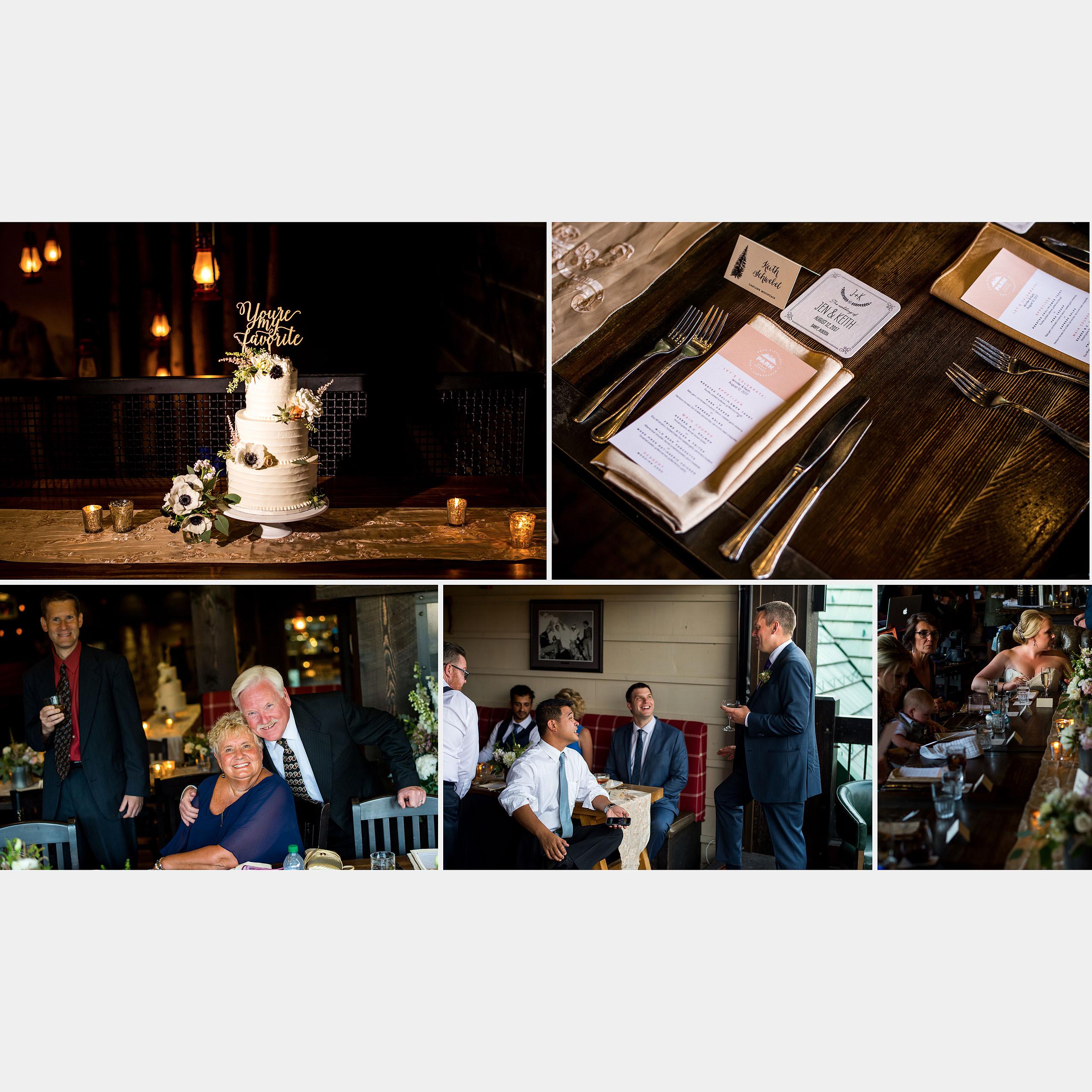 heirloom wedding album by Banff photographer sean leblanc