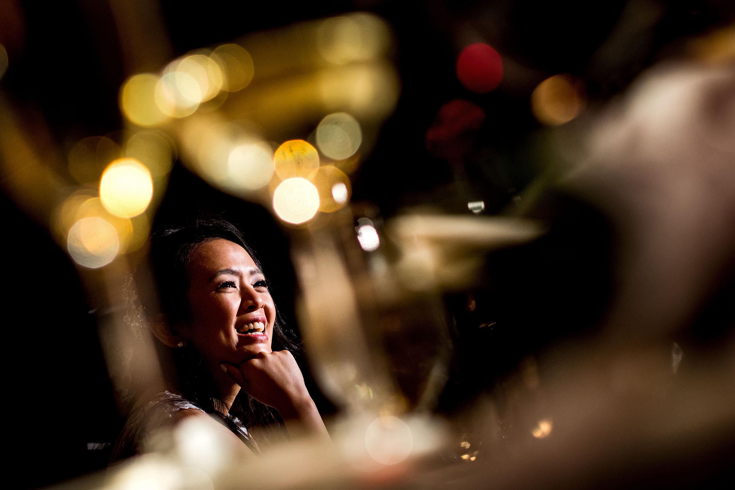 Reception moments by Carmel Valley Ranch Wedding Photographer Sean LeBlanc