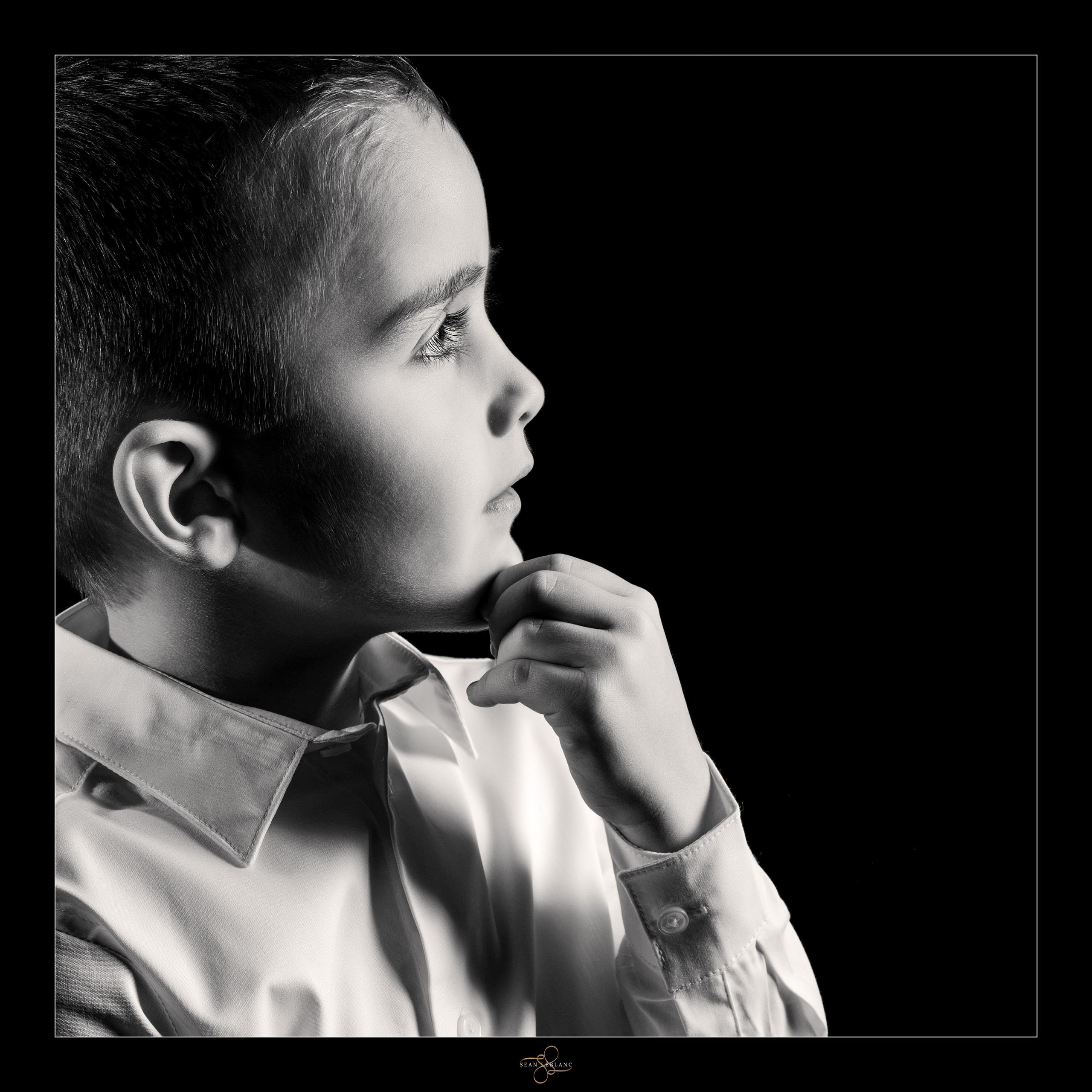 fine art portraiture by award winning photographer Sean LeBlanc
